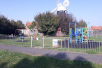 Image of Downfields play area