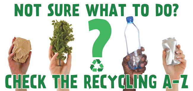 recycling items image