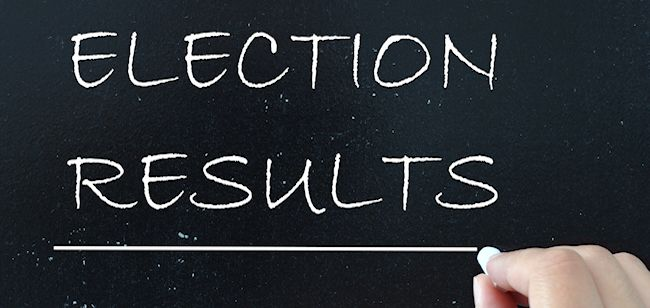 Parliamentary Election Results 2019