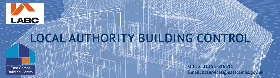 Local authority building control (LABC)