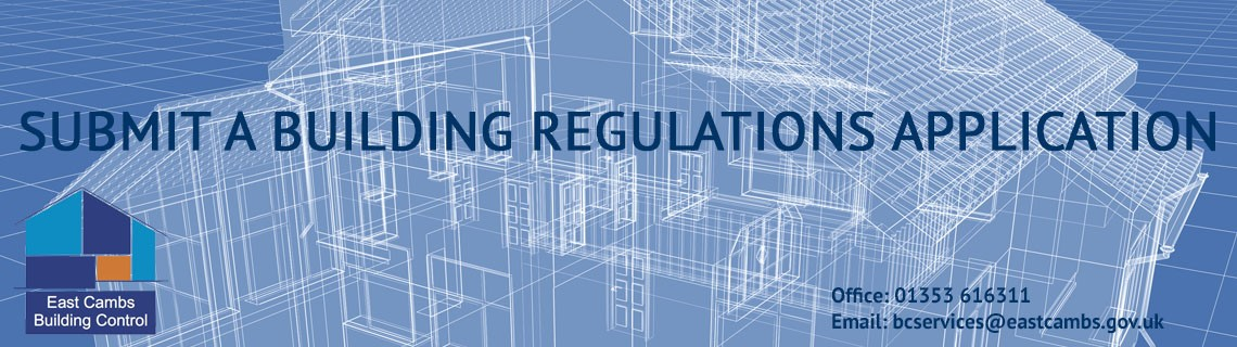 Submit a building regulations application
