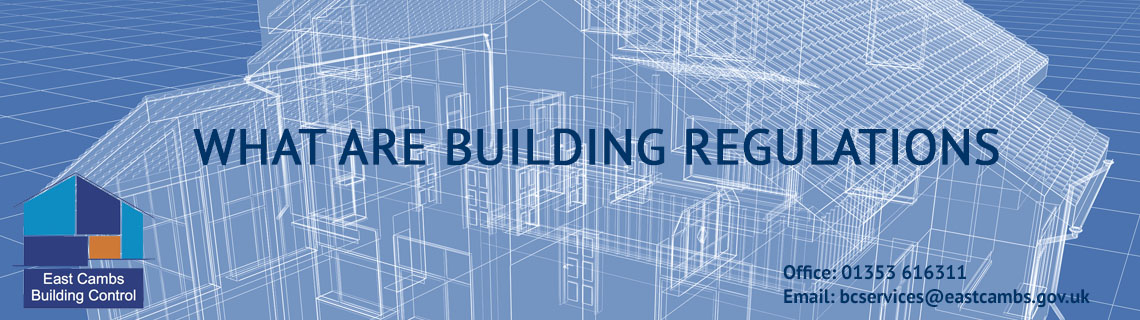 What are building regulations
