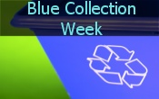 blue collection week - more info