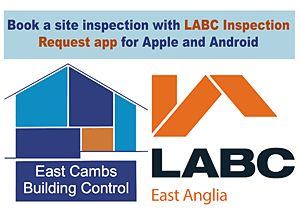 Book an inspection | East Cambridgeshire District Council