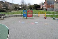 Teal Avenue Play Area